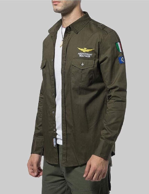 Etecredpow Mens Long Sleeve Big and Tall Slim Fleece Pattern Button Down Shirt