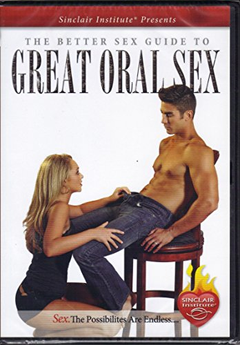 Better Sex Guide To Great Oral Sex Video Series (Adult Sex Dvds For Couples)