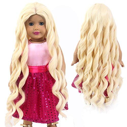 Baby Beehive Costume (STfantasy Doll Wig American Girl Barbie Baby BJD SD 18