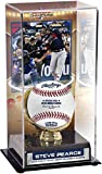 Sports Memorabilia Steve Pearce Boston Red Sox 2018 MLB World Series MVP Sublimated Display Case with Image - Baseball Other Display Cases