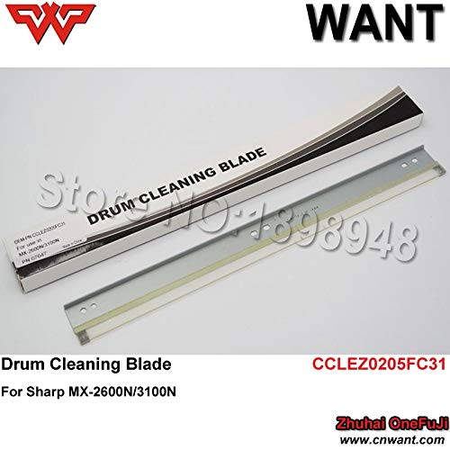 Printer Parts CCLEZ0205FC31 Drum Cleaning Blade Wiper Blade Cleaning Blade for sharp MX-2600N/3100N 8pcs/lot by Yoton (Image #3)