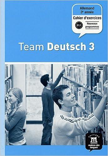 Гдз team deutsch 2