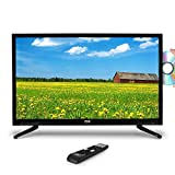Pyle 40'' LED TV - HD Flat Screen TV with Built-in CD/DVD Player (PTVDLED40)