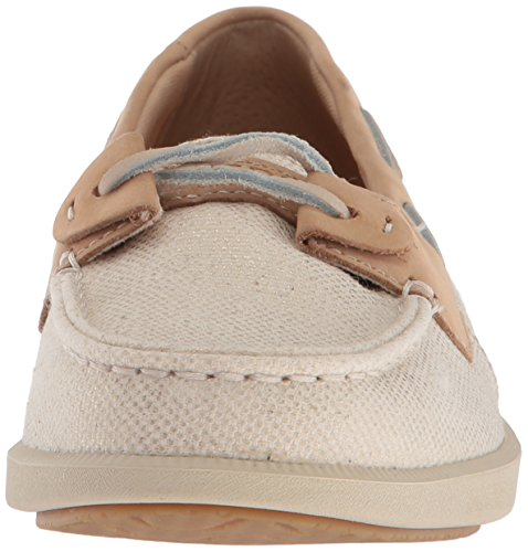 Oasis Loft Sperry Us Shoe Women's Medium 9 Metallic Oat Boat 16HZw