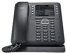 """Gigaset Maxwell 3 Pro - Teléfono de sobremesa IP, Pantalla de 3,4"""", indicador led para mensajes"""