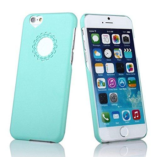 11 opinioni per iPhone 6S 6 Cuore Custodia Protezione di NICA, Ultra-Slim Case Cover Protettiva