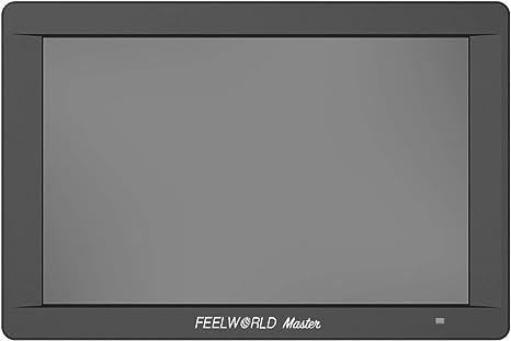 Monitor FeelWorld Master MA7S, 7 Pulgadas, 3 G, SDI, Full HD, para ...