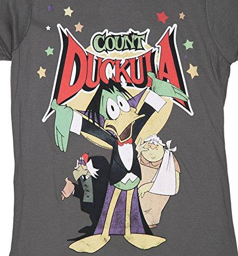 Klassisches Count Duckula Damen T Shirt
