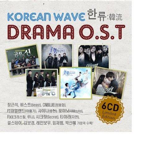 CD : Korean Wave Drama / O.S.T. (Asia - Import)
