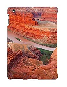 Case Provided For Ipad 2/3/4 Protector Case Grand Canyon Phone Cover With Appearance