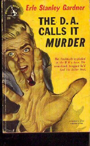The D. A. Calls it Murder, Erle Stanley Gardner