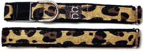 Cat Collar Night Leopard