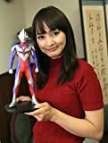 Character Classics Ultraman Tiga Height about 350mm Cold Cast Painted figure