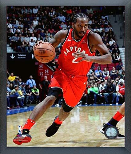 6b6098fabd156 Amazon.com : Kawhi Leonard Toronto Raptors NBA Action Photo (Size ...