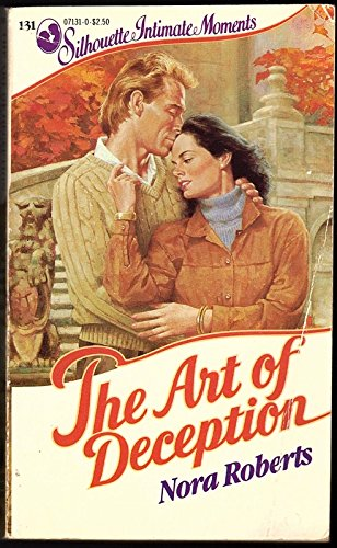The Art of Deception (Silhouette Intimate Moments, No. 131)