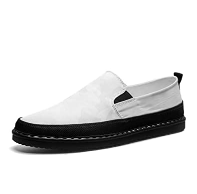 chaussures de toile faible chaussures Slip-on tendance i5jWOeJIe
