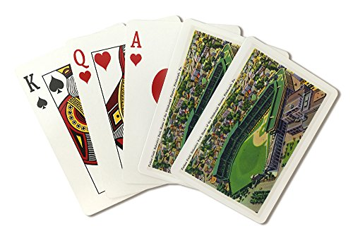 pittsburgh-pennsylvania-forbes-field-schenley-park-view-playing-card-deck-52-card-poker-size-with-jo