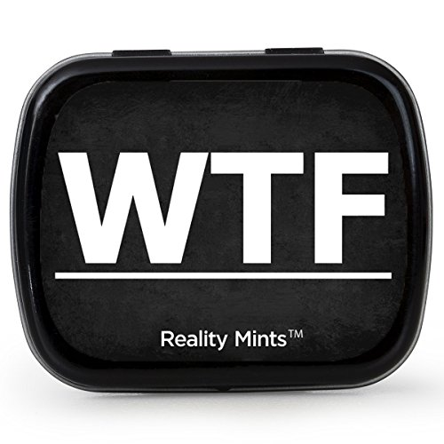 WTF Mints Cool Friends Easter Basket for Adult Stocking Stuf