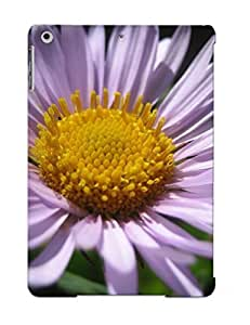 Case Provided For Ipad Air Protector Case Violet Daisy Phone Cover With Appearance