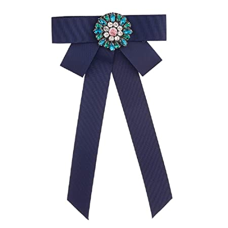 Traje de corbata de lazo for mujer Camisa con lazo Bowknot Carpeta ...