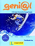 img - for Genial A German Course For Young People: Level A2 (German Edition) by Hermann Funk (2003-06-24) book / textbook / text book
