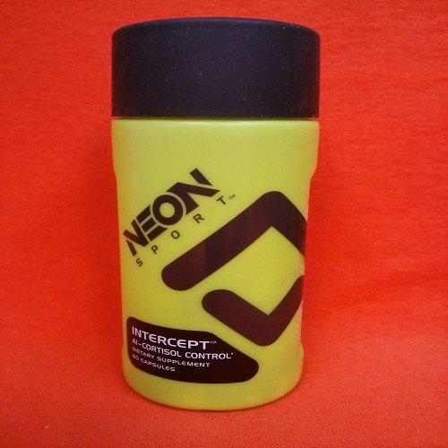 Neon Sports - Intercept contrôle de l'IA-cortisol - 60 Capsules