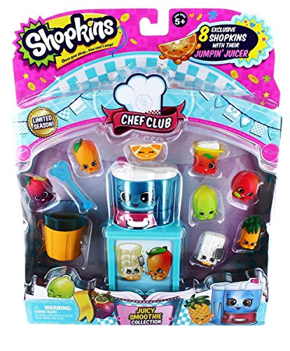 Shopkins Juicy Smoothie Collection