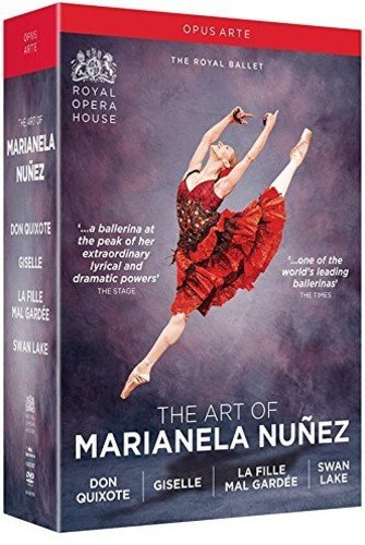 DVD : The Art of Marianela Nuñez