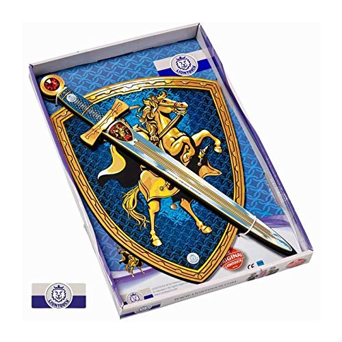 Liontouch 29400LT Knight Costume Toy Set for Kids | A Sword and Shield in Foam]()