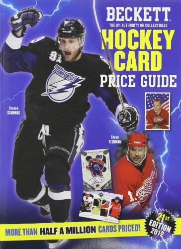 (Beckett Hockey Card Price Guide No. 21 21st edition by Beckett (2011) Paperback )