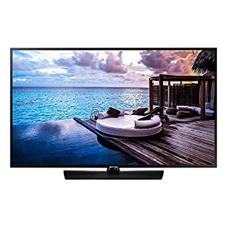 Samsung HG55NJ690UFXZA 55In UHD 4K Smart Hospitality Mntr TV Lynk DRM & Pro Idiom Tizen OS