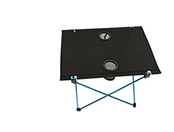 SZBTF Juego de mesa plegable de aluminio para picnic y silla de ...
