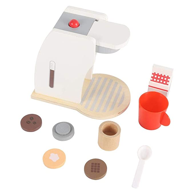 Zerodis- Kitchen Play House Toy, Juguete de Madera para niños ...