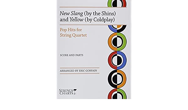 Amazon New Slang By The Shins And Yellow By Coldplay