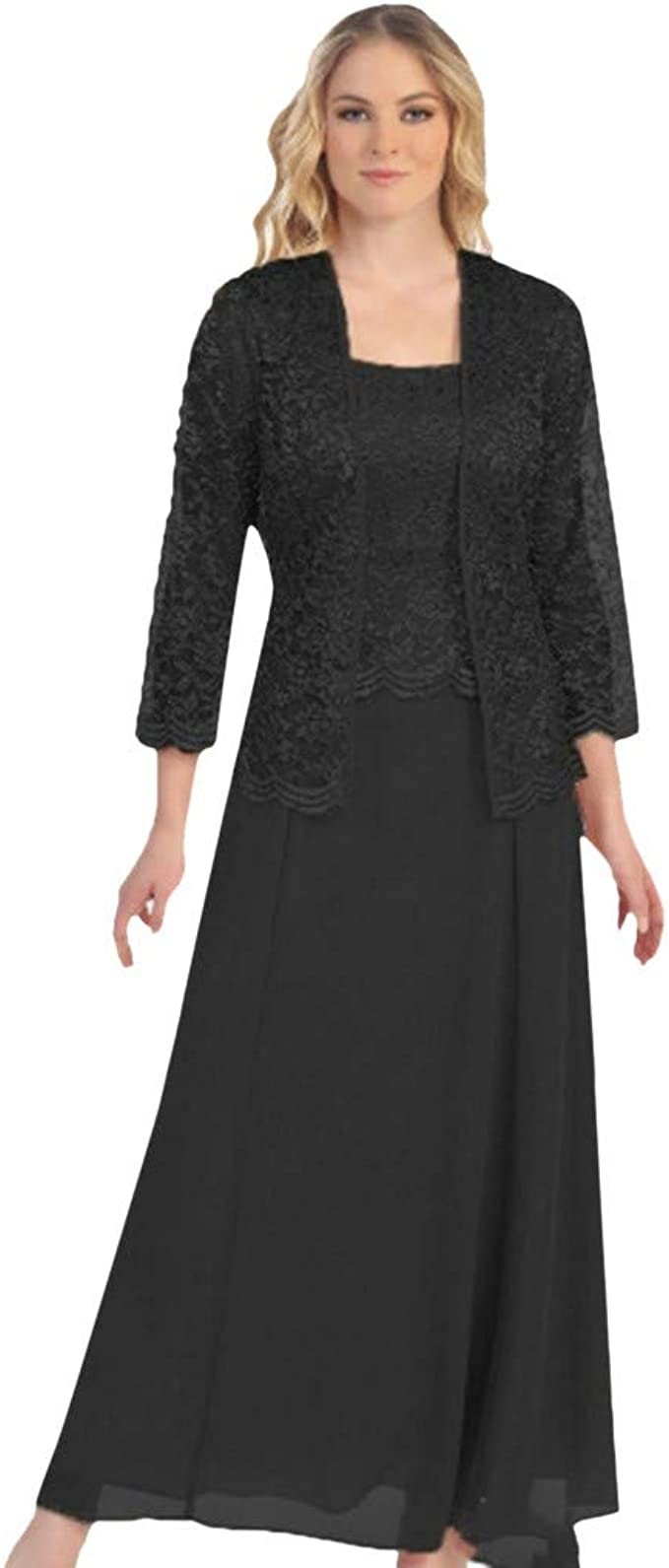 Womens Solid Color Long Sleeve Party Dress