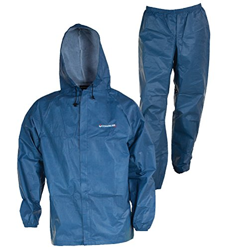 EL12104-21-SM Eco-Lite Rain Suit with Bag, (Golf Rainsuit)