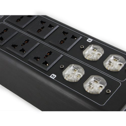 Weiduka AC8.8 3000W 15A Advanced Audio Power Purifier Filter AC Power Socket by Weiduka (Image #4)'