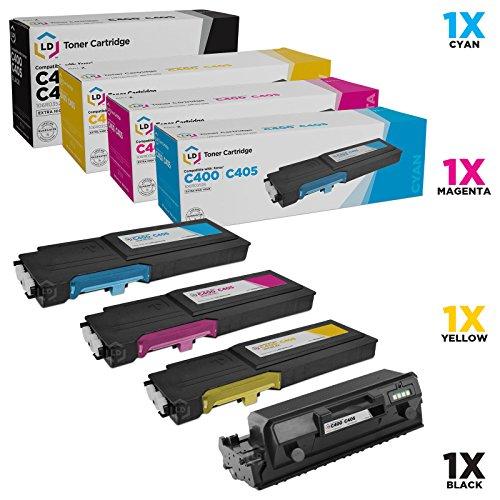 LD Compatible Toner Cartridge Replacement for Xerox Versalin