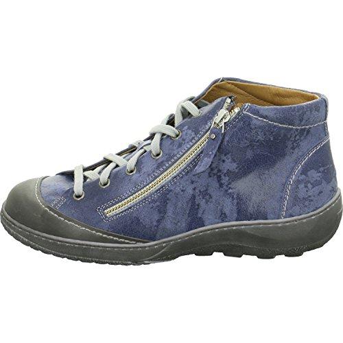 Dessy gris medio/azulon Talco/Camufl Violett