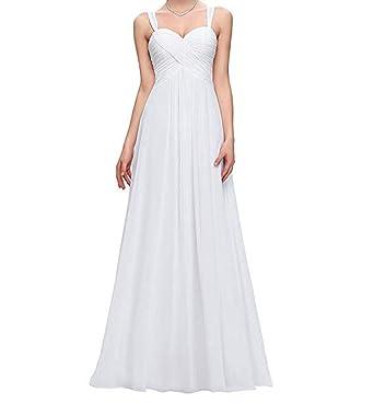 inlzdz Vestido Largo Mujer Elegante para Noche Fiesta ...