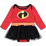 Disney Pixar The Incredibles Baby Toddler Girls' Costume Dress
