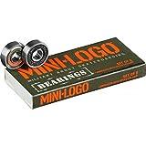 Mini-Logo Skateboards Bearings (8mm)