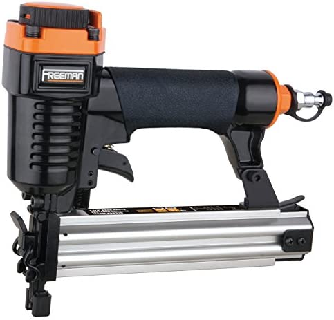 Freeman PBR32Q 1-1 4-Inch Brad Nailer with Quick Jam Release and Depth Adjust