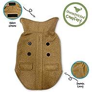 Pet Craft Supply 8988 Pet Coat, Large, Khaki