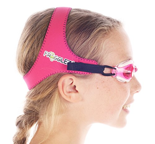 NEW - PAINLESS Swimming Goggles for Kids/Youth - - New Goggles Swimming