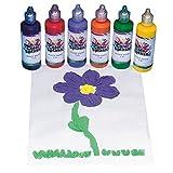 Color Splash! Puffy Paint
