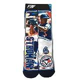 Toronto Blue Jays Marcus Stroman MLB Player Photo Trading Card Crew Socks