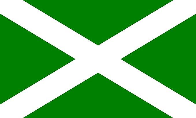 magFlags Bandera Large Andalucía Occidental   Bandera Paisaje   1.35m²   90x150cm: Amazon.es: Jardín