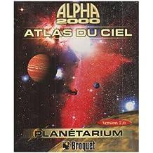 Alpha 2000  Atlas du ciel  version 7.0  CD-ROM