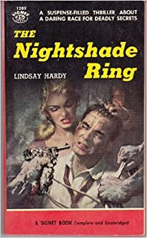 Book The Nightshade Ring (Vintage Signet, 1283)